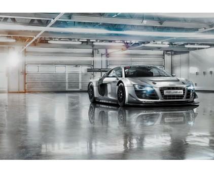 "8-957 Фотообои Komar ""Audi R8 Le Mans"""