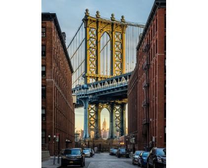 "XXL2-013 Фотообои Komar ""Brooklyn"""
