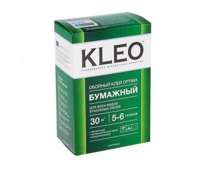 Клей для любых бумажных обоев, сыпучий KLEO Optima 5-6/20