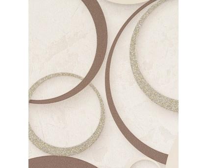 10514-08 Обои декор г.т. OVK Design Mikado Yello сет 4 Кольца ,  10м*1,06м /6