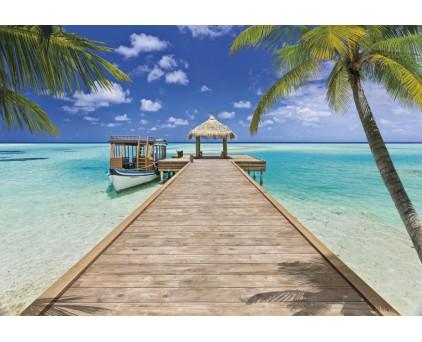 "8-921 Фотообои Komar ""Beach Resort"""
