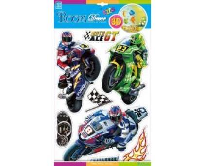 POA 1011(мотоциклы-объём.)