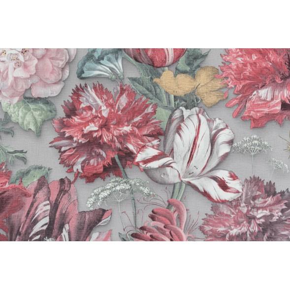10366-03 Обои декор.г.т. Артекс Celeste сет2 Голландские цветы 10м*1,06м/6