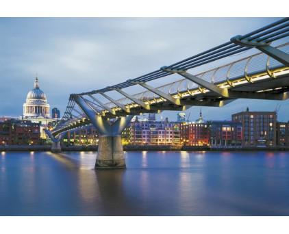 """8-924 Фотообои Komar """"Millennium Bridge"""""""