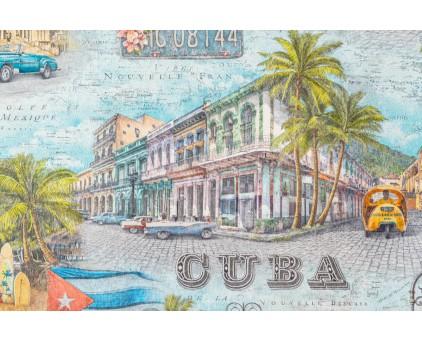 10229-01 Обои декор.г.т. Артекс OVK Design Mango Tango сет6 Куба 10м*1,06м/6