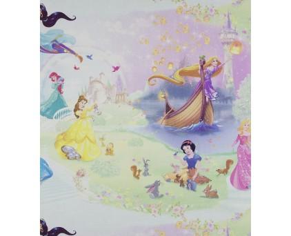 10117-01 Обои декор р.г. Disney Принцессы, 10м*1.06м /9