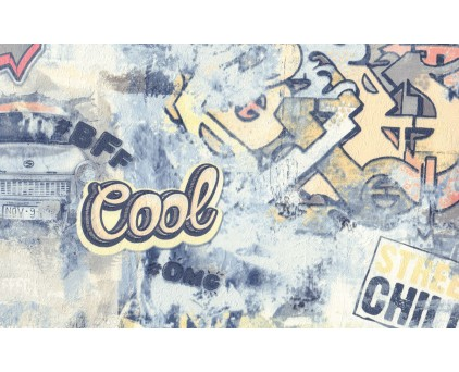 7096-03 Street Art Обои Винил Горячего Тиснения 10м*1.06 м/6