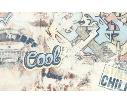 7096-11 Street Art Обои Винил Горячего Тиснения 10м*1.06 м/6