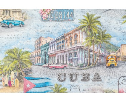 10229-02 Обои декор.г.т. Артекс OVK Design Mango Tango сет6 Куба 10м*1,06м/6