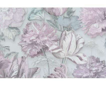10366-02 Обои декор.г.т. Артекс Celeste сет2 Голландские цветы 10м*1,06м/6