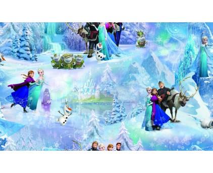 10309-01 Обои декор. Артекс OVK Design Disney Холодное сердце 10м*1.06м/6