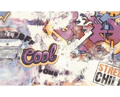 7096-00 Street Art Обои Винил Горячего Тиснения 10м*1.06 м/6
