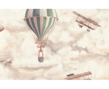 9070-01 Balloon Обои Винил Горячего Тиснения 10м*1.06 м/6