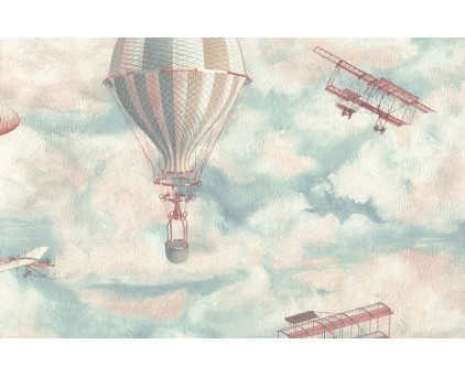 9070-04 Balloon Обои Винил Горячего Тиснения 10м*1.06 м/6